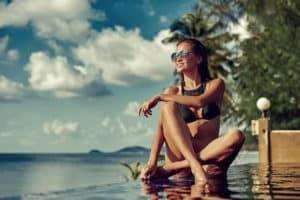 We want sunSHINE – not sunBURNS! Recette DIY pour un écran solaire naturel et efficace