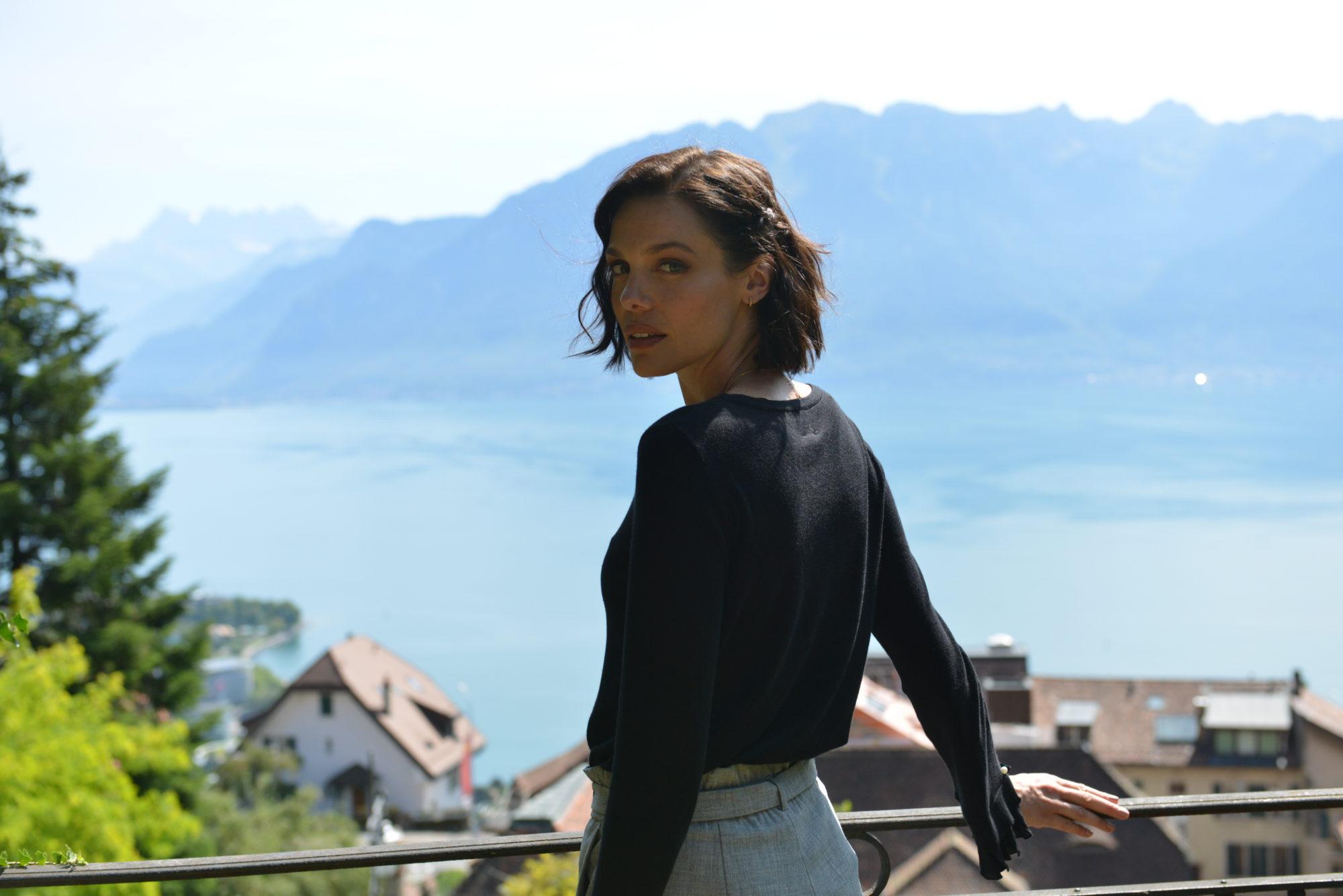 Alizée Gaillard, notre belle ambassadrice made in Switzerland, nous parle beauté, bien-être et de son actu!